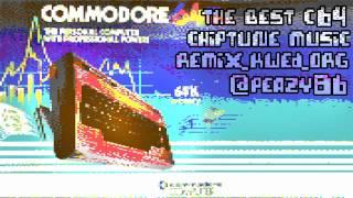 cybernoid II: revenge サイバー誇大妄想家 c64 1988 soundwavers pede remix [jeroen tel] VGM