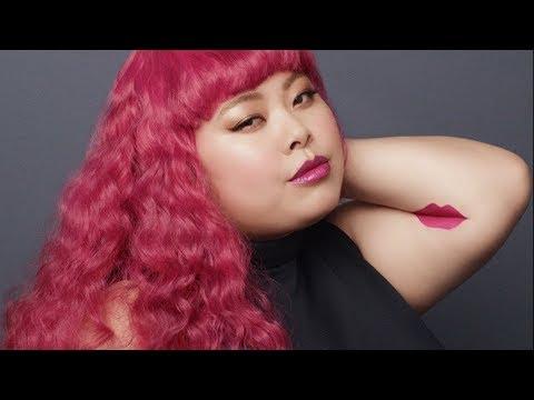 渡辺直美、女性らしさ際立つセクシーな表情披露 『naomi x shu uemura rouge unlimited collection』限定動画