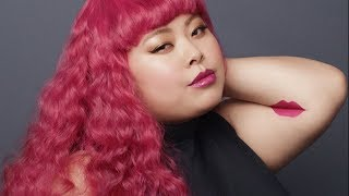 渡辺直美、女性らしさ際立つセクシーな表情披露 『naomi x shu uemura r...