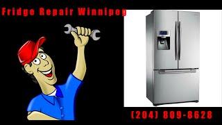 Refrigerator Repair Winnipeg Mb Appliance Repairs