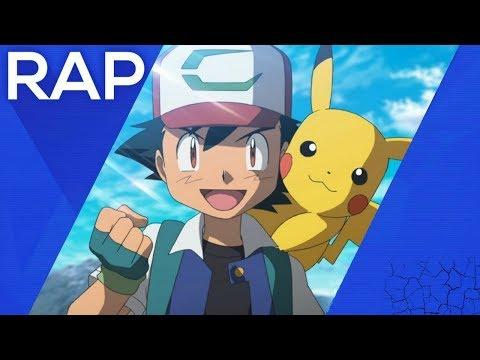 Rap de Ash y Pikachu EN ESPAÑOL Pokemon: Yo te elijo  Shisui :D  Rap tributo n° 66