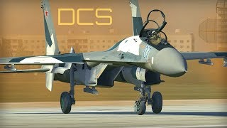 DCS - Su-27 Flight Exhibition - HD 57fps