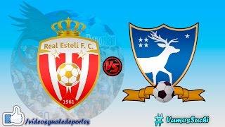 Real Estelí FC vs CD Suchitepequez full match