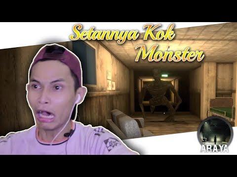 Horor Game Araya ~ Di kejar Setan APAAN TU!!?? Episode 8