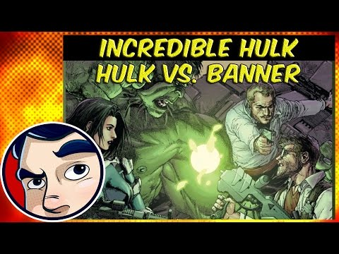 "The Incredible Hulk #2 ""Hulk Vs. Bruce Banner"" - Complete Story | Comicstorian"