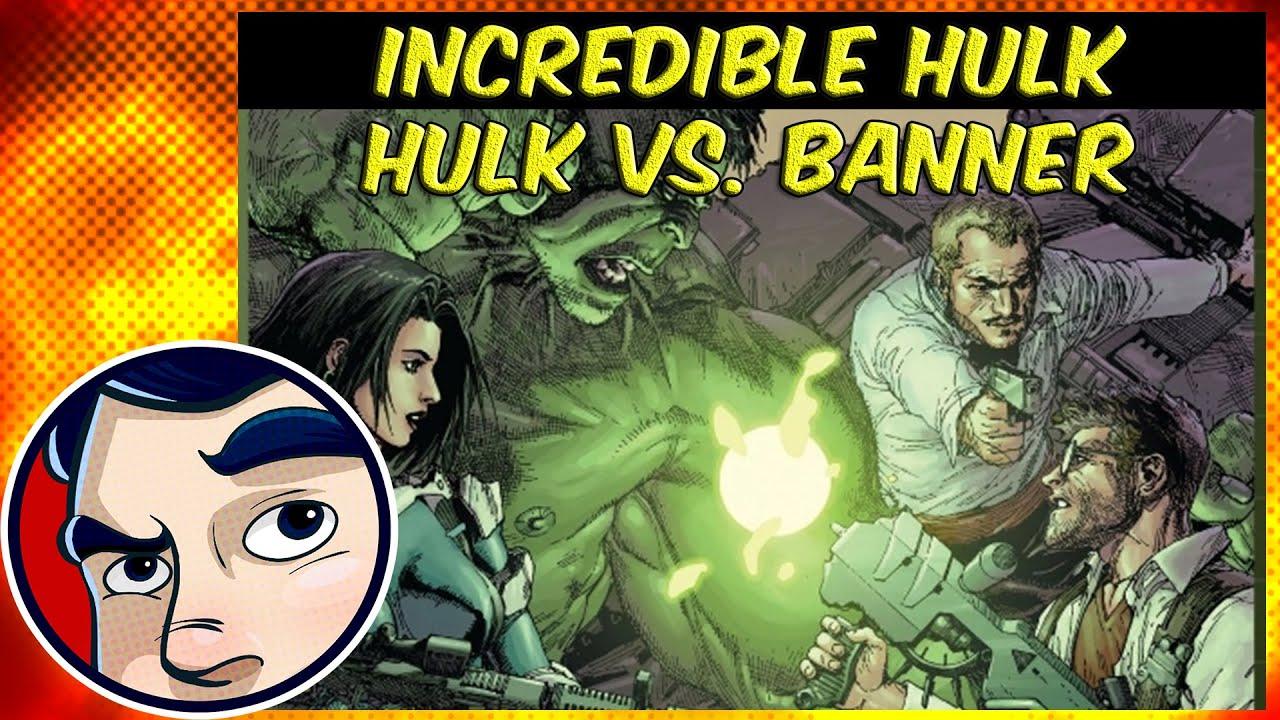"The Incredible Hulk #2 ""Hulk Vs. Bruce Banner"" - Complete ..."