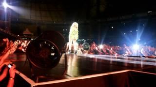 Beyoncé em Fortaleza - Irreplaceable live 08/09/20