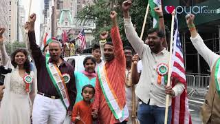 Pyar.com - 38th India Day Parade in New York City