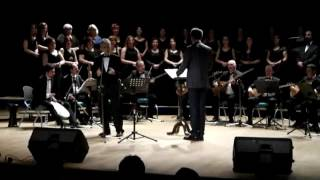 BİR AY DOĞAR İLK AKŞAMDAN GECEDEN konser 2014