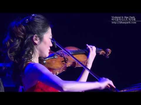Monti Czardas Violinist Ji-Hae Park JHP KBS Hall - 몬티 차르다스 바이올리니스트 박지혜 KBS 홀
