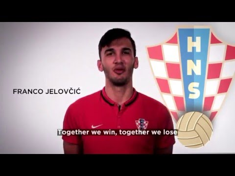 Croatian National Teams support My Tribune #1
