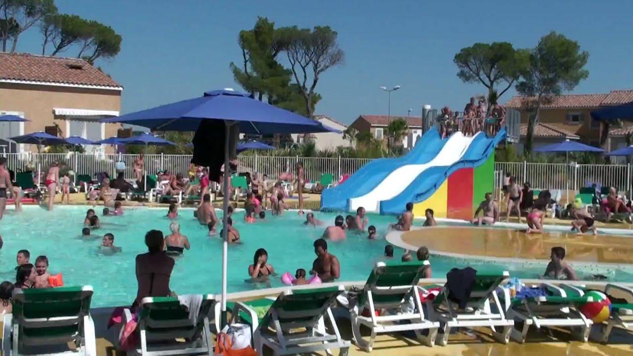 Le mas des vignes calvisson piscine youtube for Piscine calvisson