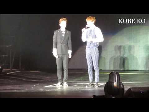 Super Junior M 슈퍼주니어 엠 Henry & Zhou Mi Ment SS6 In Macau 010315