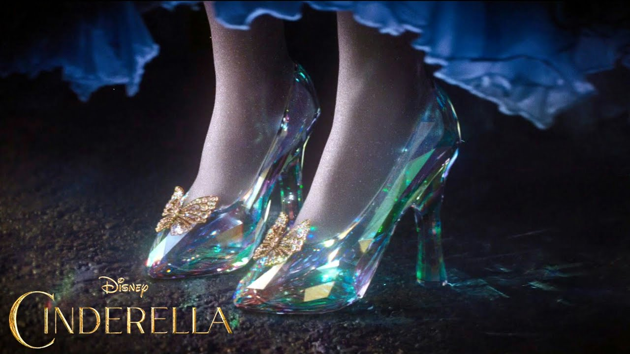 Cinderella S Shoes If It Fit Movie