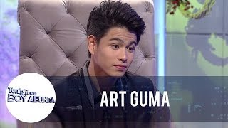 TWBA: Art Guma becomes emotional while talking about his family