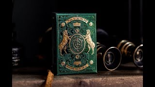 THEORY 11- TAVERN ON THE GREEN LIMITED EDITION PLAYING CARDS! (Review and GIVEAWAY!)