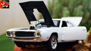 DODGE CHARGER из ФОРСАЖ (Fast and Furious)