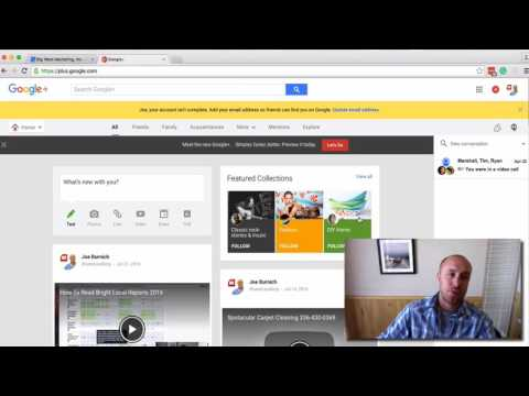 What is the difference between Google Places, Google Plus and Google My Business?