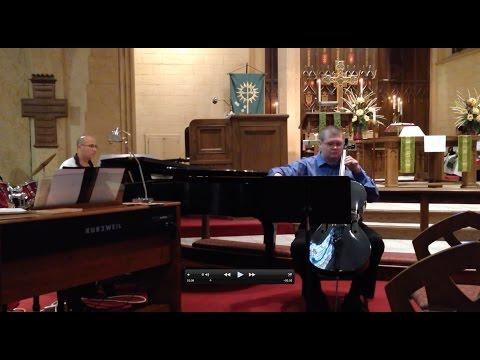 Rachmaninoff Vocalise - Cello & Piano - C# Minor