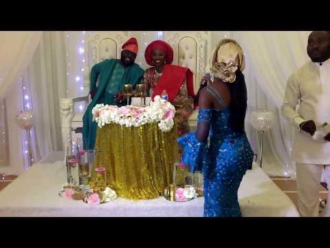Opeyemi & Olatunji's Wedding Reception & Party in London, 19 August 2017, Pt 1 (HD)