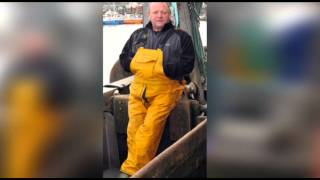 British fisherman finds lost wallet of Dutch ferry passenger in his nets