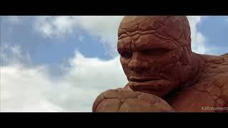 Существо первый Героический Поступок   Фантастическая Четверка 2005