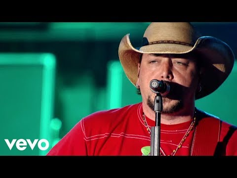 Jason Aldean - When She Says Baby (Live)