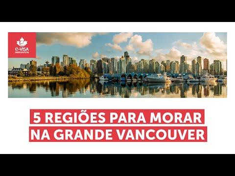 5 REGIÕES PARA MORAR NA GRANDE VANCOUVER