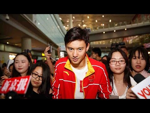 World champion Ning Zetao 'sacked from China's swimming team'