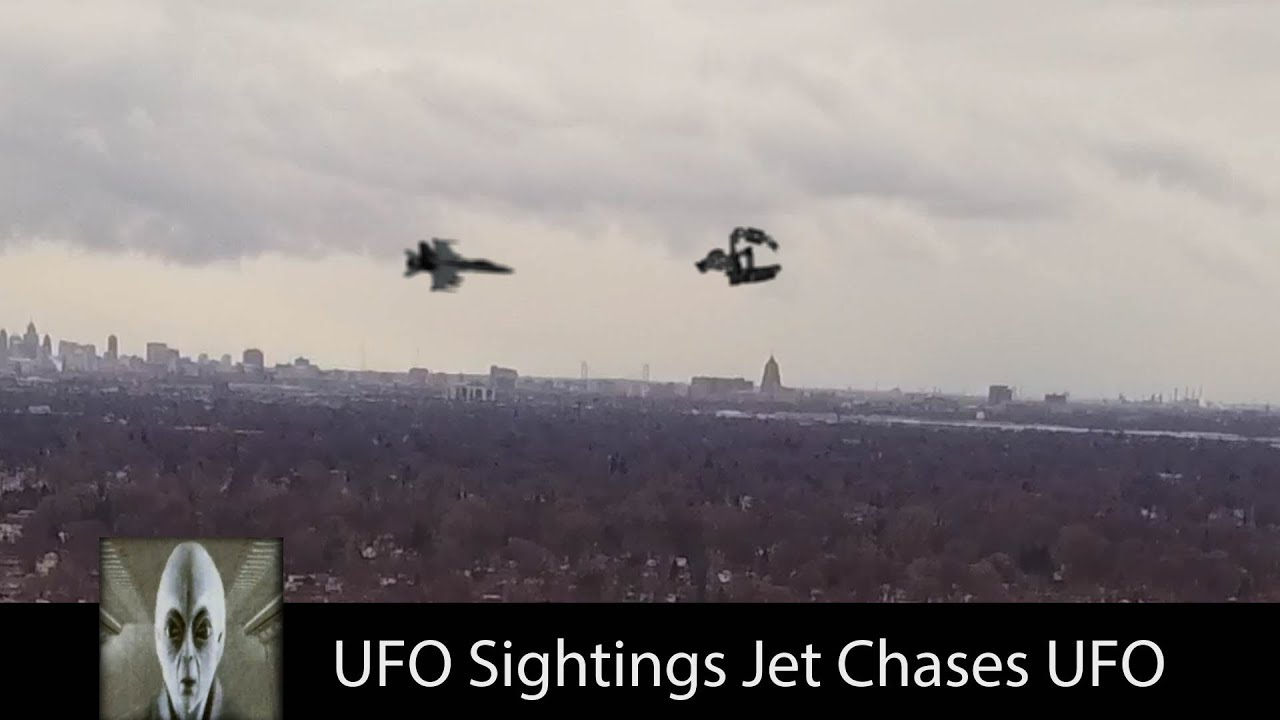 UFO Sightings Jet Chases UFO October 29th 2017 UFOs Are
