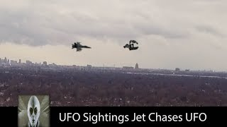 UFO Sightings Jet Chases UFO October 29th 2017 UFOs Are Here