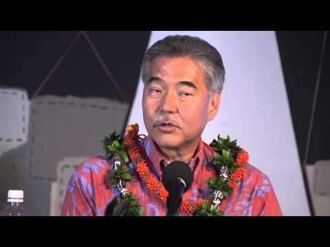 Marijuana discussed at Civil Beat forum with David Ige