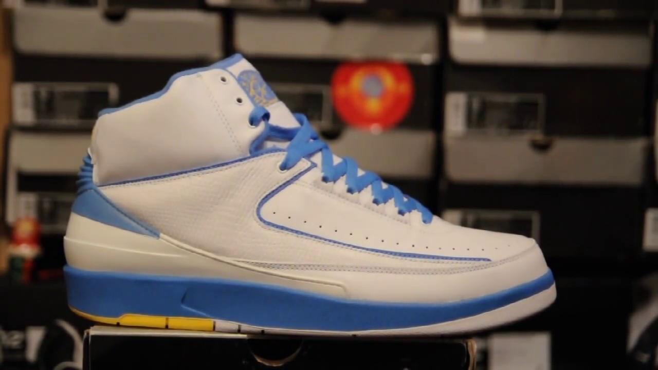 39476332abf 2004 Air Jordan 2 (II) Retro   Melo   (308308 141) - YouTube