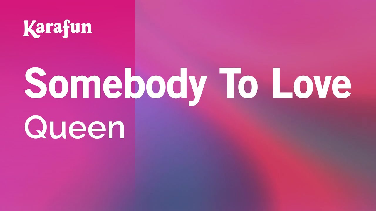 can anybody find me somebody to love lyrics