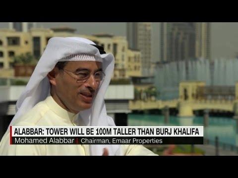 Alabbar: World's tallest tower breaking ground in July