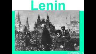 Lenin, State and Revolution -- Rey Ty