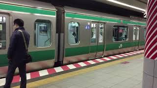 品川シーサイド駅にて