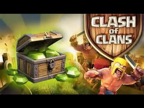 How To Get Free Gems In Clash Of Clans August 2016 (NO JAILBREAK)!!!