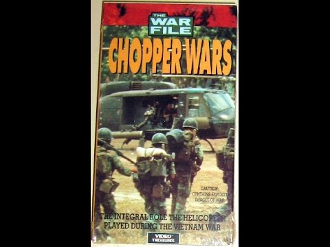Chopper Wars (narr. by Richard Lynch) Vietnam Helicopter Documentary 1988