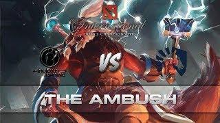 Dota 2 TI7 - The Ambush (Lightning fast Reflexes)