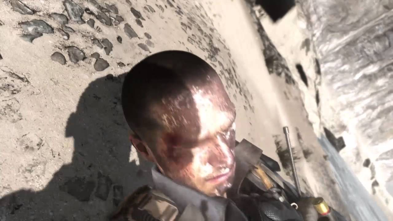 Call Of Duty Ghosts Logan S Face Youtube