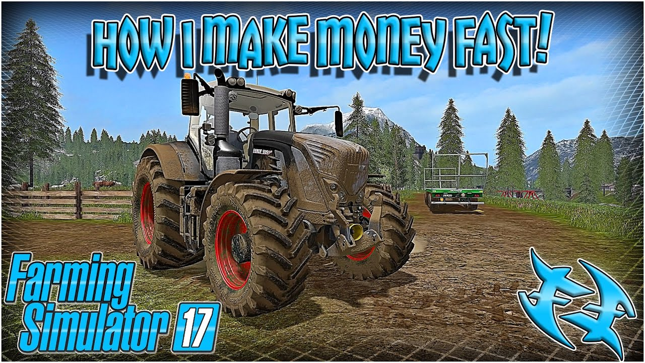 can you make money fs17 in the farming game