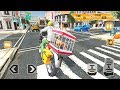 City Bike Pet Animal Transport (by Warm Milk Productions) Android Gameplay [HD]