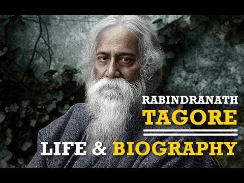 a biography of rabindranath tagore Rabindranath tagore was born on 7 th may, 1861 in tagore family at jorasanko, kolkata rabindranath was a poet, a novelist, critic, short story writer, philosopher, educationist, scientists and social reformer every branch of bengali literature was highly enriched by his immortal contributions.