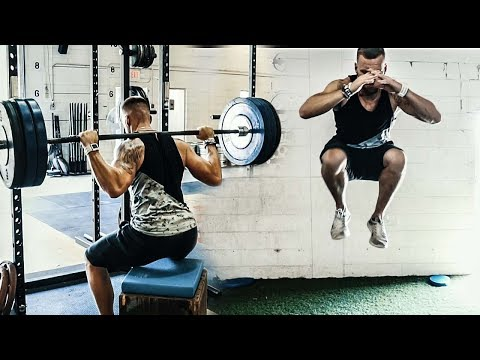 Try This Leg Workout For Explosive Power! [Vertical Jump]