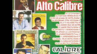 Salsa Erotica Alto Calibre Vol.1 Dj bala el BooM Latino