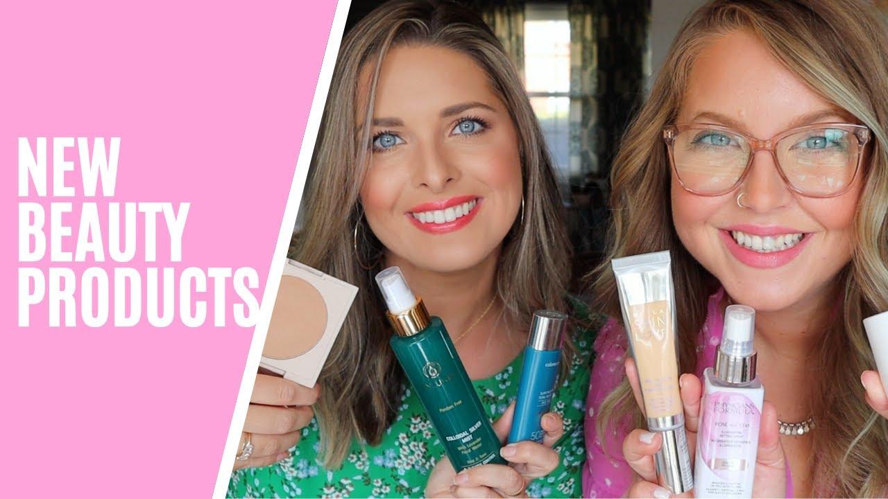 New Beauty Products || MARA, Becca, Ilia, & MORE