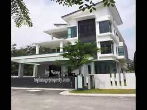 3sty Luxury Bungalow@Kota Damansara