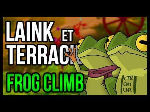 ARRÊTE D'ACCROCHER MON SLIP !!! (Frog Climbers)