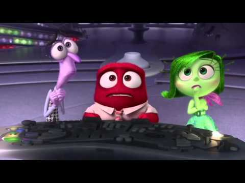 INSIDE OUT 2015  scena in italiano
